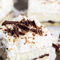 Coconut Chocolate Pie recipe