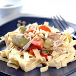 Bean Sprout Vegetable Stir Fry recipe