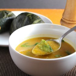 Roasted Winter Squash Soup recipe