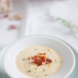 Garlic Soup (Sopa De Ajo) recipe