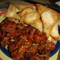 Homemade General Tso's Chicken recipe