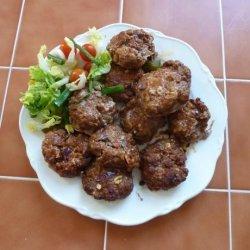 Healthy Meatballs recipe