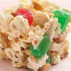 Popcorn Bars recipe