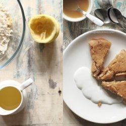 Lemon Syrup Cake recipe
