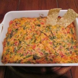 Baja Spinach Dip recipe