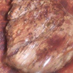 Beef Tenderloin With Cabernet Sauce recipe