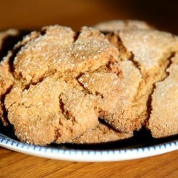 Silver Dollar City's Famous Ginger Cookie recipe