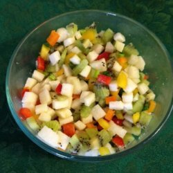 Mango, Jicama and Kiwi Salad recipe
