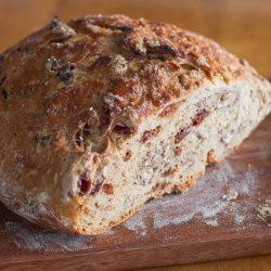 Cherry Pecan Bread recipe