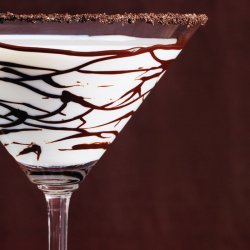 Chocolate Cream Martini recipe