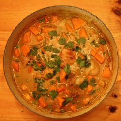 Ca-Ri Ga (Chicken Curry With Potatoes, Carrots and Peas) recipe