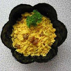 Funeral Rice recipe
