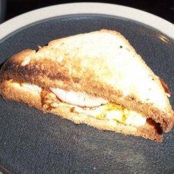 Low Fat Breakfast Sandwich recipe
