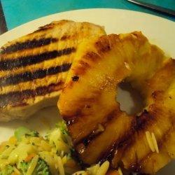 Pineapple Marinated Pork recipe