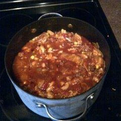 Hamburger Soup Aka Hangover Soup recipe