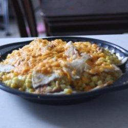 Vegan Mexican Pie recipe