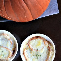 Baked Onion Soup recipe