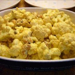 Cauliflower Dish (Side Dish) recipe