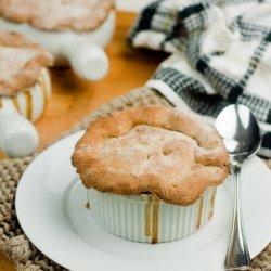 Healthy Chicken Pot Pie recipe