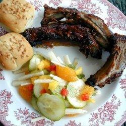 Star's BBQ Ribs recipe