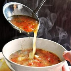 Hearty Veggie Soup – Perfect for Cold Winter Days! recipe