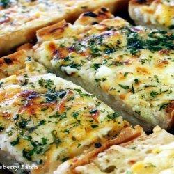 Garlic Bubble Bread recipe
