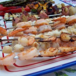 Easy Grilled Antipasto Platter recipe