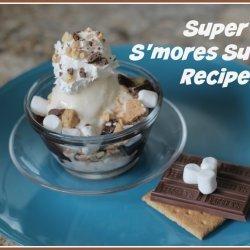 S'mores Sundaes recipe