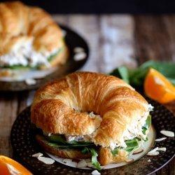 Mandarin Chicken Salad recipe