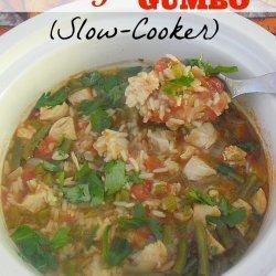 Chicken Gumbo recipe