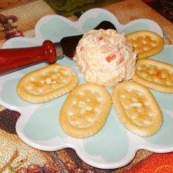 Pimento Cheese Spread With Shrimp recipe