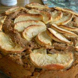 Apple Coconut Cake (Gf, Cf, Vegan) recipe