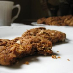 Gluten Free Anzac Biscuits – Rolled Oat Cookies recipe