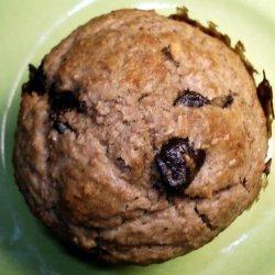 Peanut Butter & Bran Muffins recipe