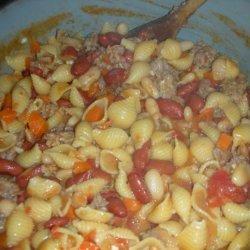 Hearty Italian Sausage Stew recipe