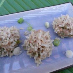Spicy Rice Balls - Porcupine Balls recipe