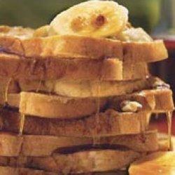 Black Walnut French Toast recipe