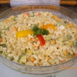 Macaroni Salad Your Way recipe