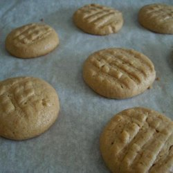 fooled Me  Flourless Peanut Butter Cookies recipe