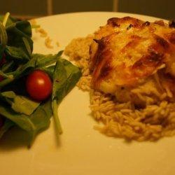 Ranch Mozzarella Chicken #RSC recipe