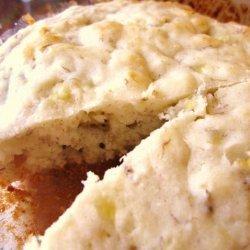 4 Ingredient Banana Cake for Two! recipe