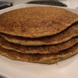 Bran Buttermilk Pancakes recipe