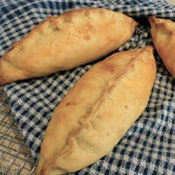 Cheese and Onion Pasties recipe