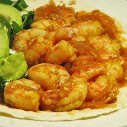 Indian Spiced Shrimp recipe