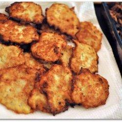 Basic Potato Latkes recipe