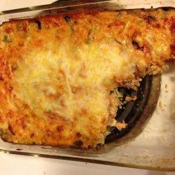 Low-Carb Pizza Casserole recipe