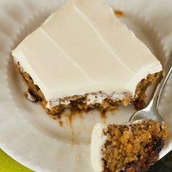 Raisin Snack Cake recipe