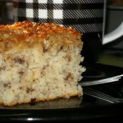 Spiced Pecan Busy-Day Cake recipe