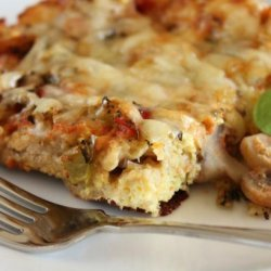 Christmas Breakfast Casserole recipe