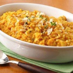 Chiarello's Pumpkin Pastina recipe